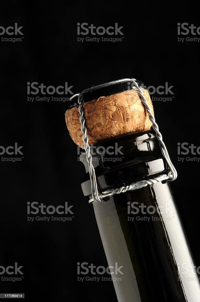Vin mousseux photo libre de droits