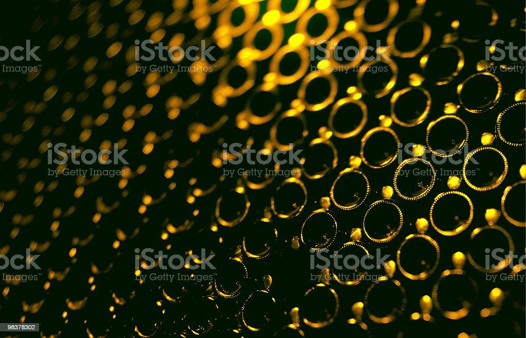 Sparkling Wine stock photo