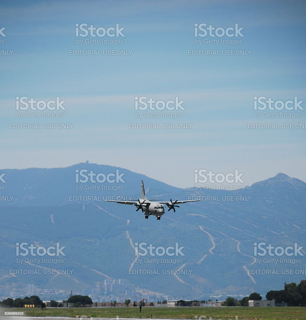 RS-50 C-27J Spartan stock photo