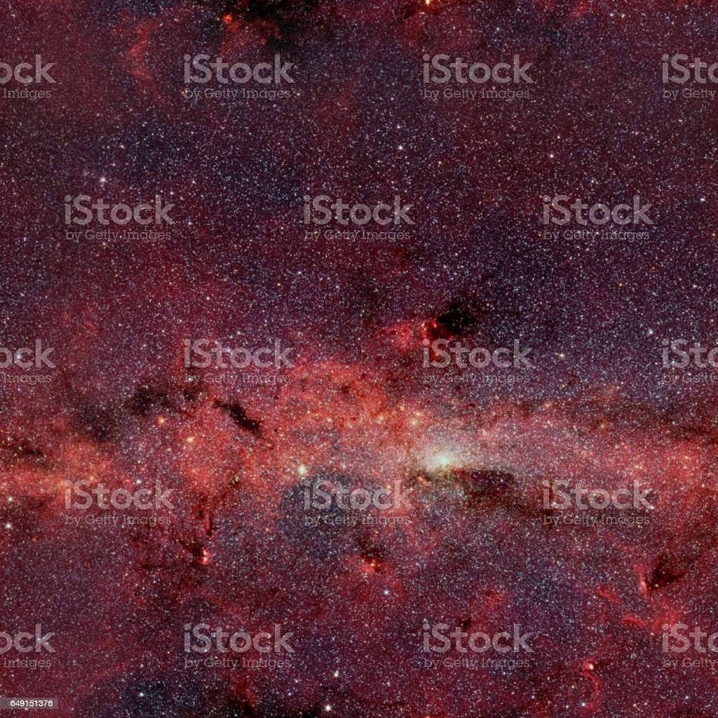 Spase background. Seamless colorful pattern. stock photo