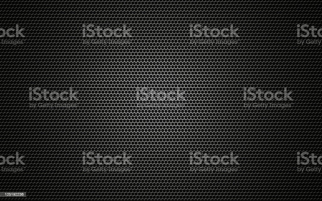 Speaker grille texture royalty-free stock vector art