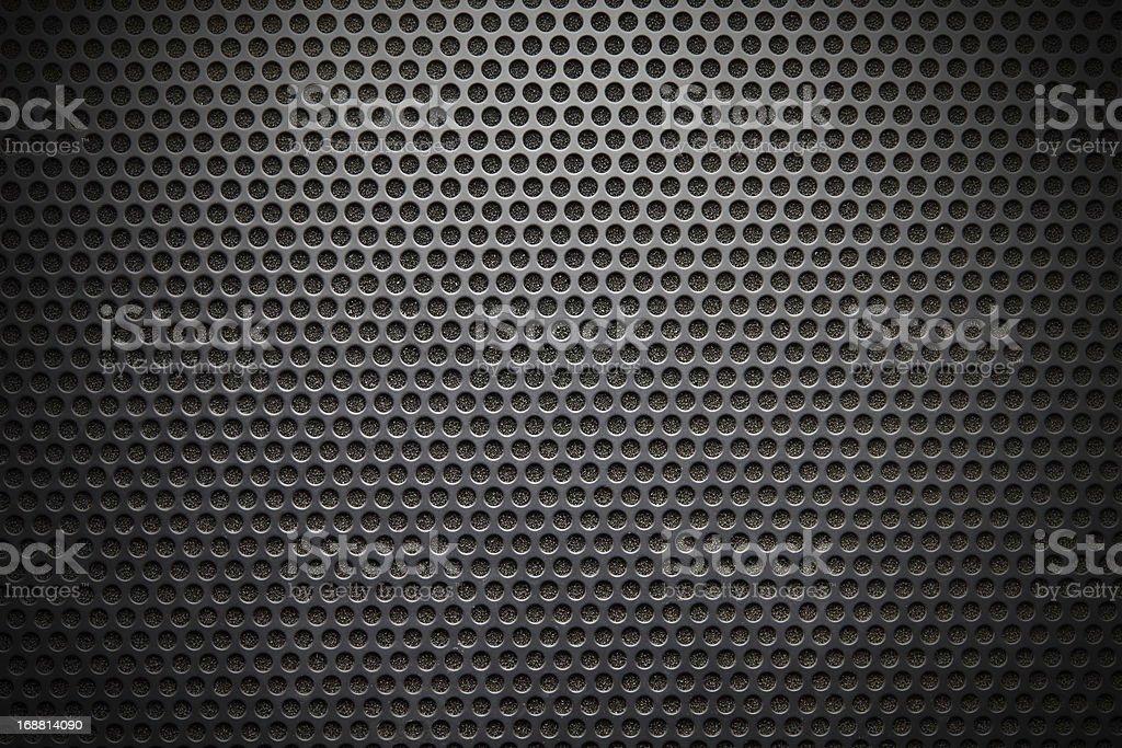 Speaker lattice stock photo