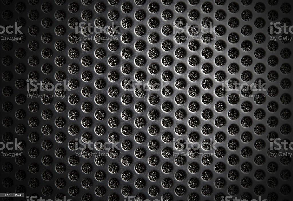 Speaker lattice royalty-free stock photo