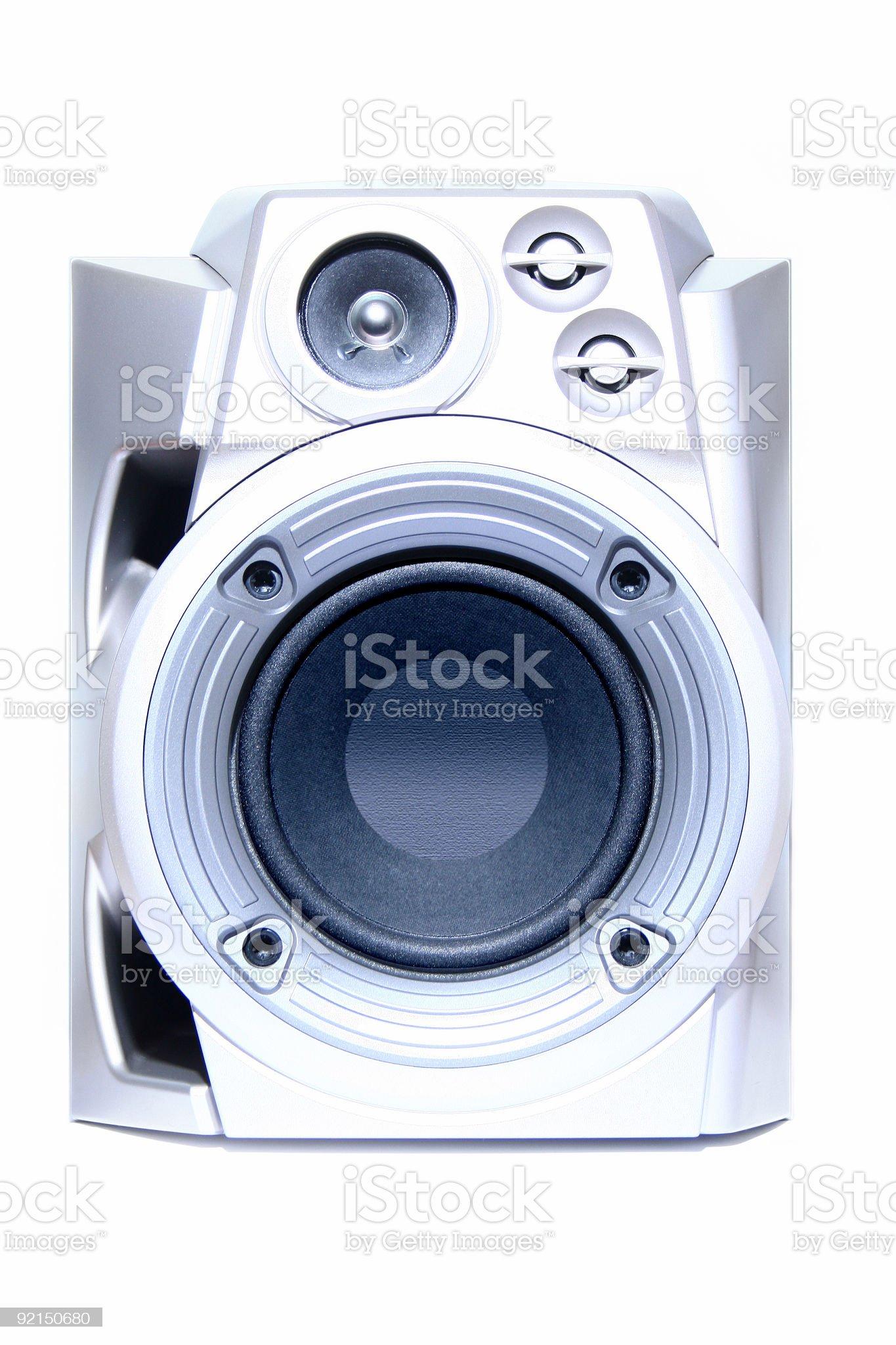 speaker royalty-free stock photo