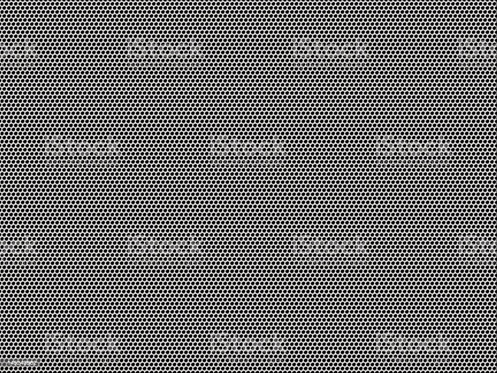 Speaker Surface (please zoom in to view properly) stock photo