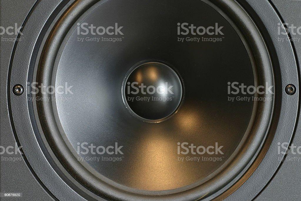 Speakerboxx royalty-free stock photo