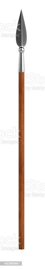 spear stock photo