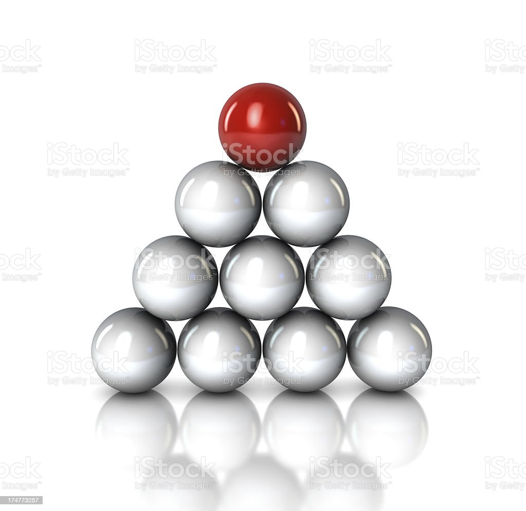 Special Ball royalty-free stock photo