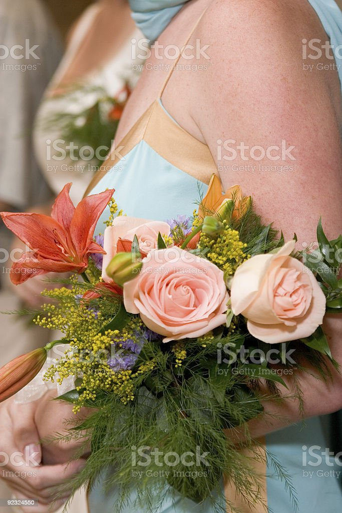 Special Bouquet royalty-free stock photo