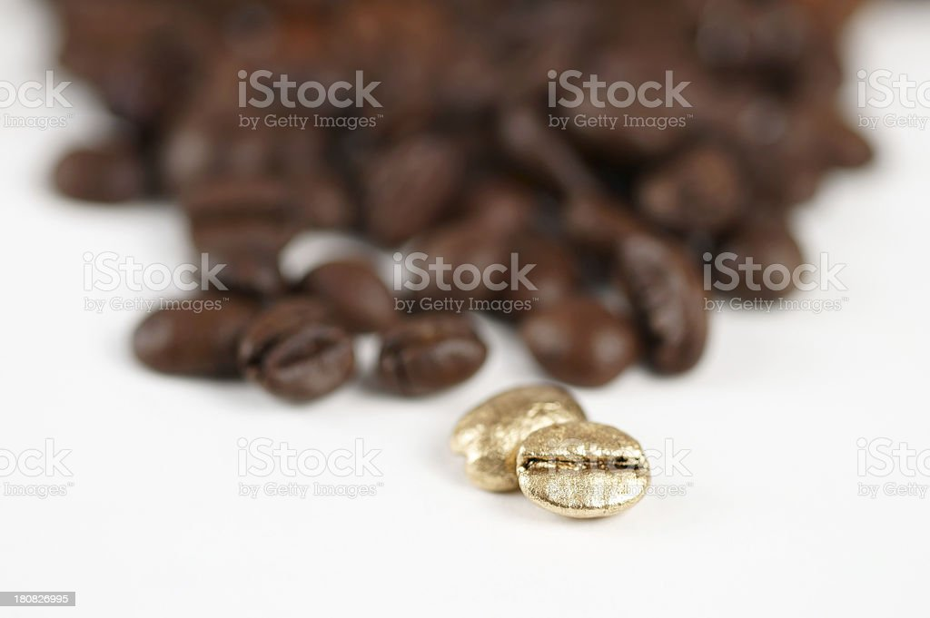 Special Coffee Bean stock photo