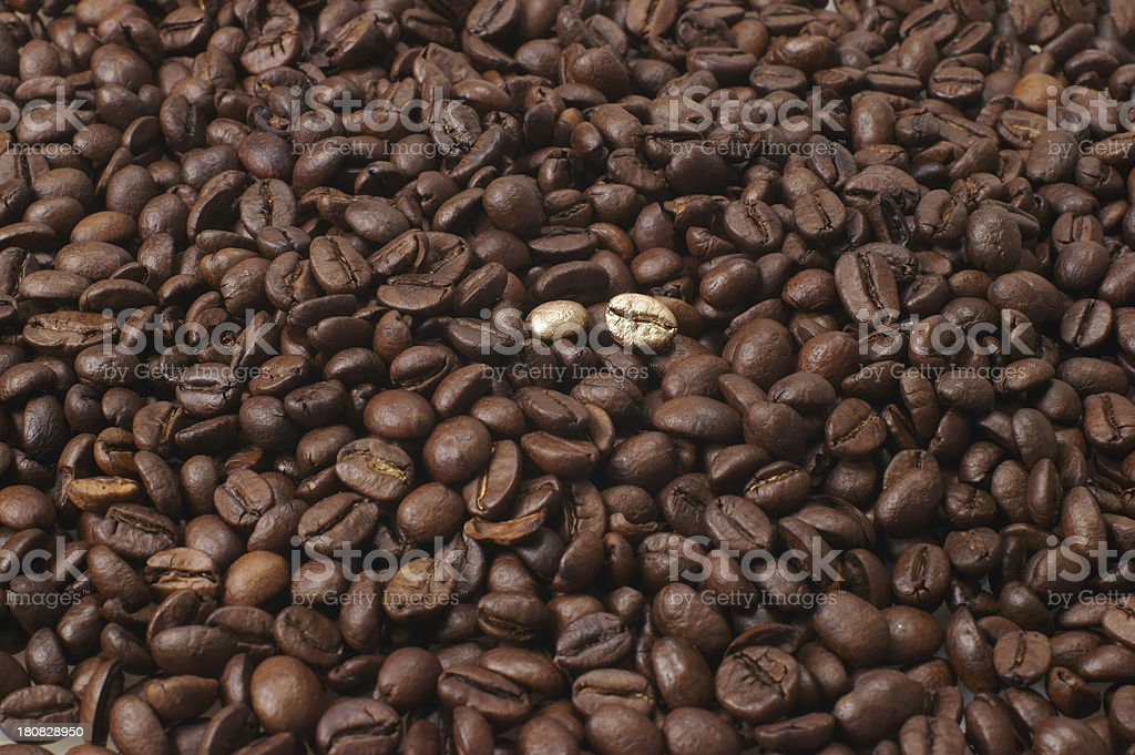 Special Coffee Beans stock photo