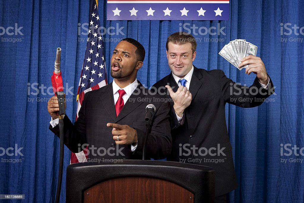 Special Interest Groups royalty-free stock photo