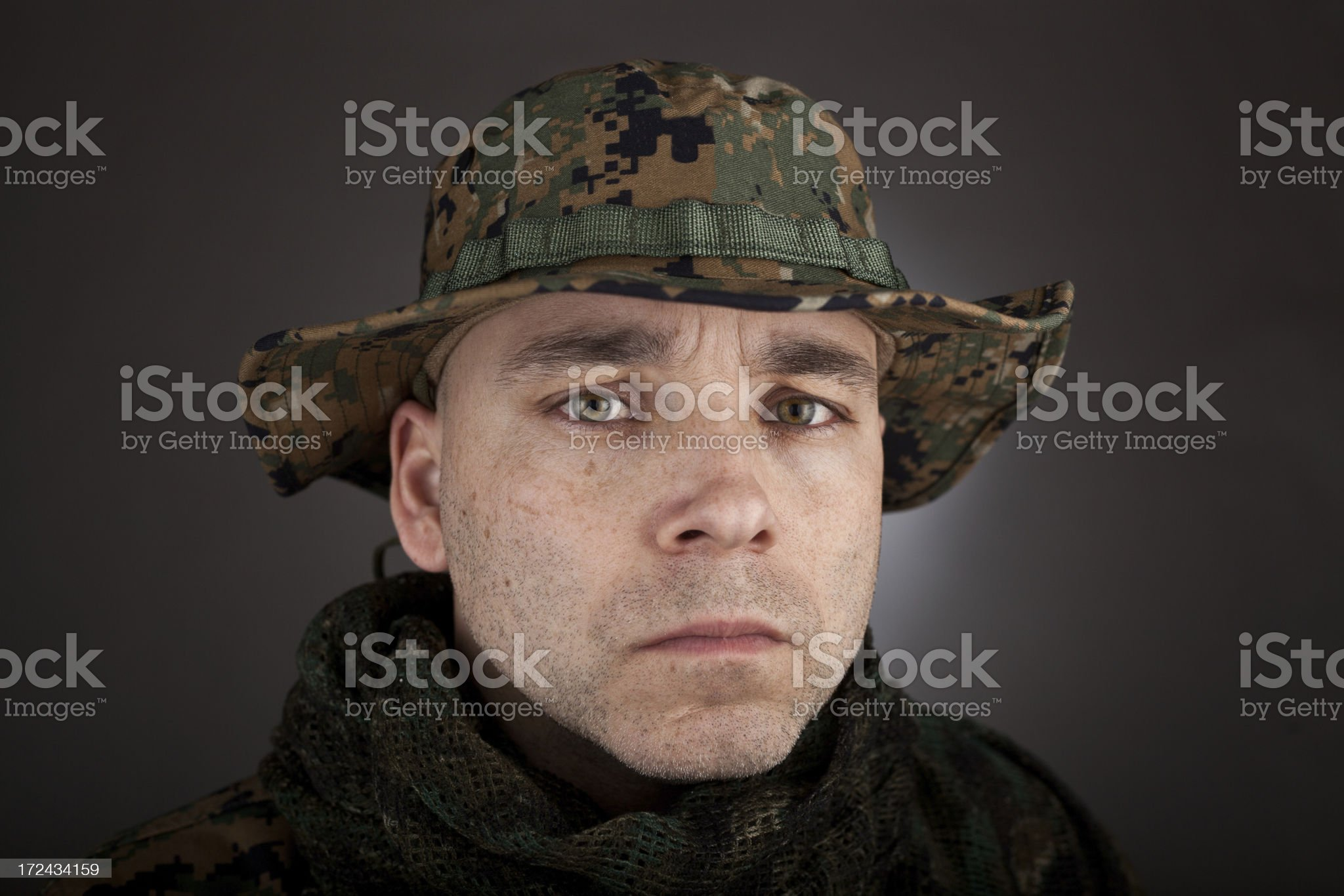 Special Operations royalty-free stock photo