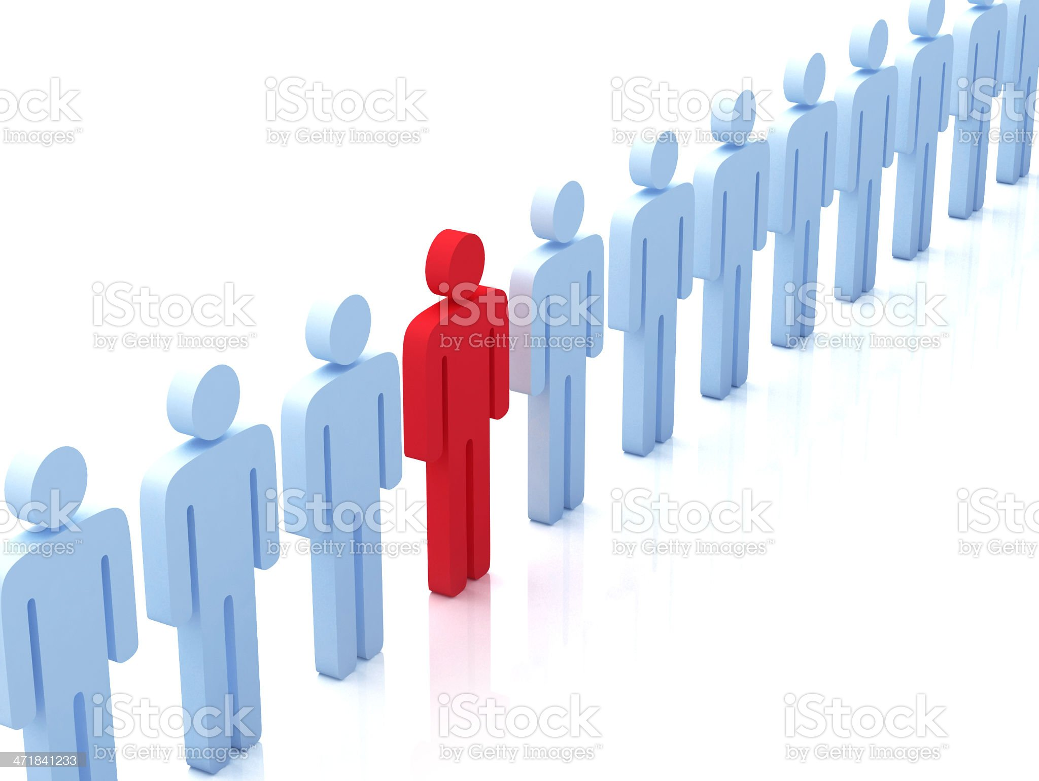 special person royalty-free stock photo