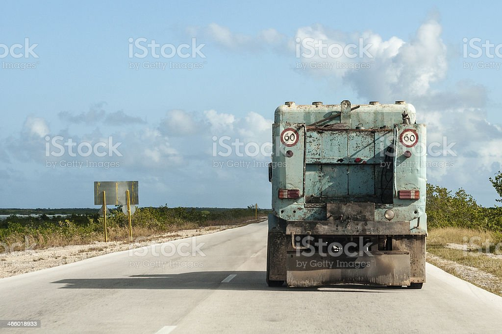 Special transportation royalty-free stock photo