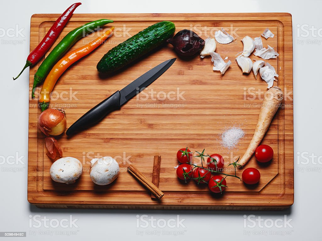 special vegetables for you stock photo