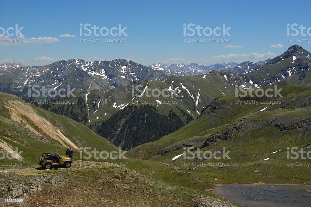 Spectacular Colorado royalty-free stock photo