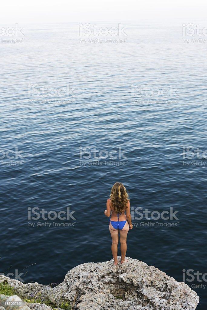 Spectacular Sea royalty-free stock photo
