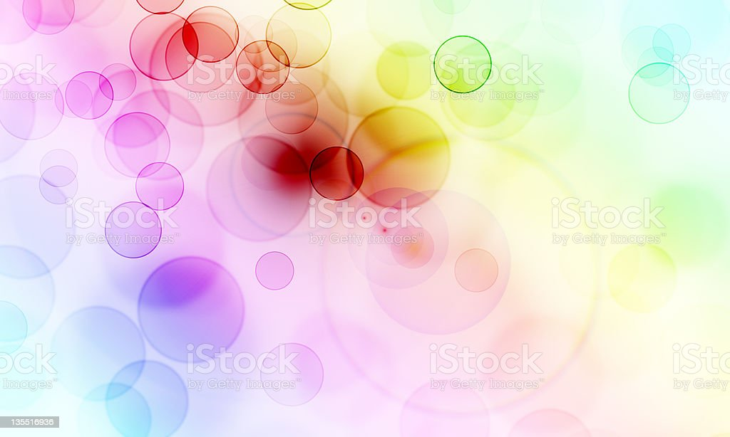 Spectrum circle background royalty-free stock photo