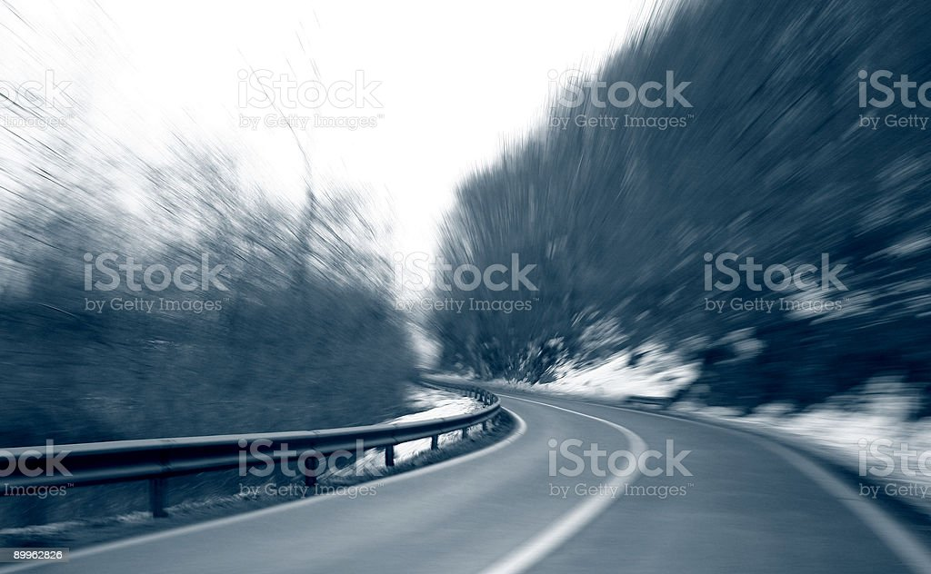 Speed 1 royalty-free stock photo