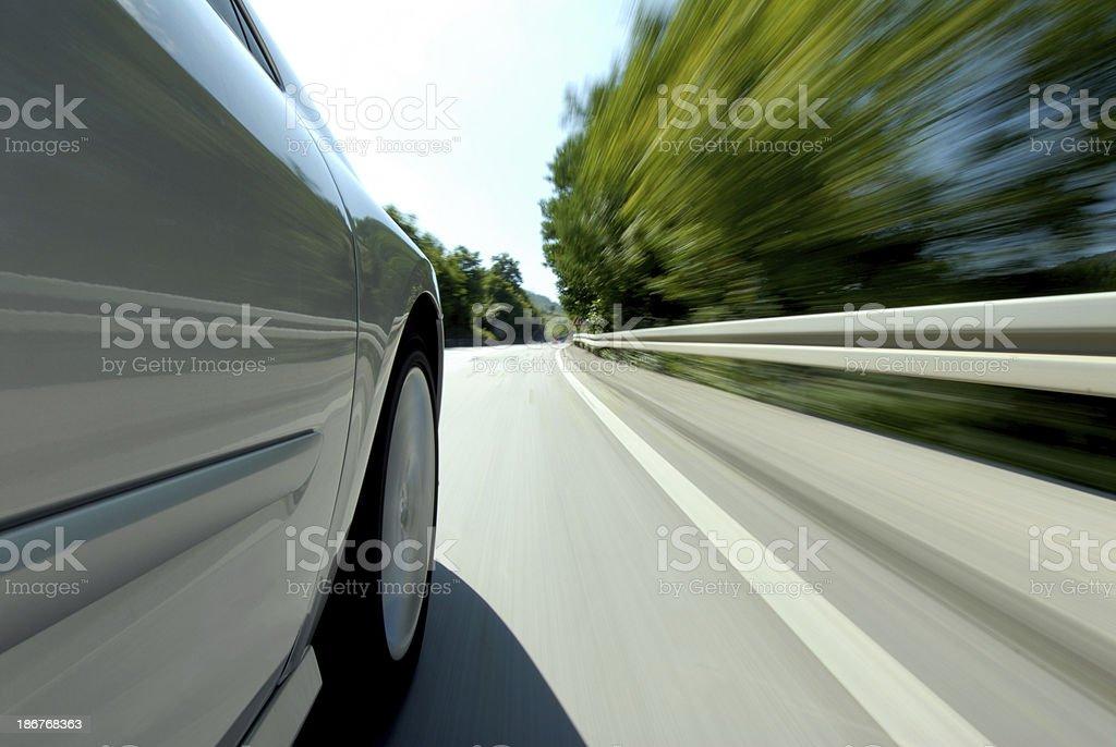 speed car royalty-free stock photo