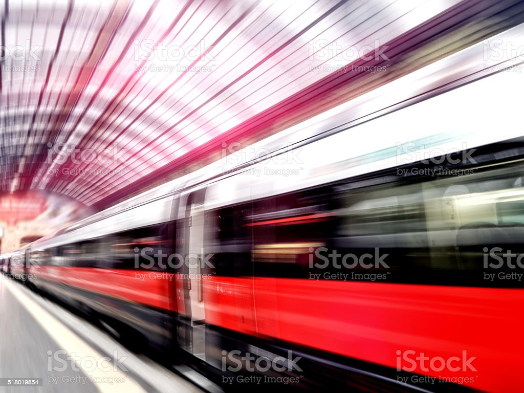 speed city life - concept stock photo
