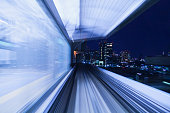 Speed in Tokyo