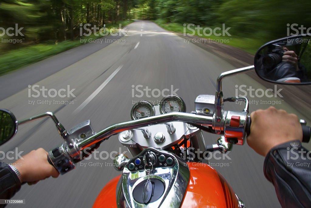 Speed Junkie stock photo