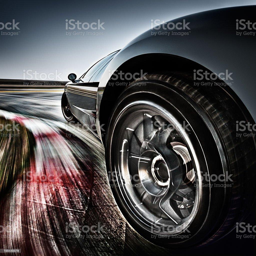 Speed King stock photo