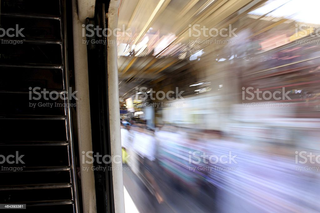 Speed of Life royalty-free stock photo