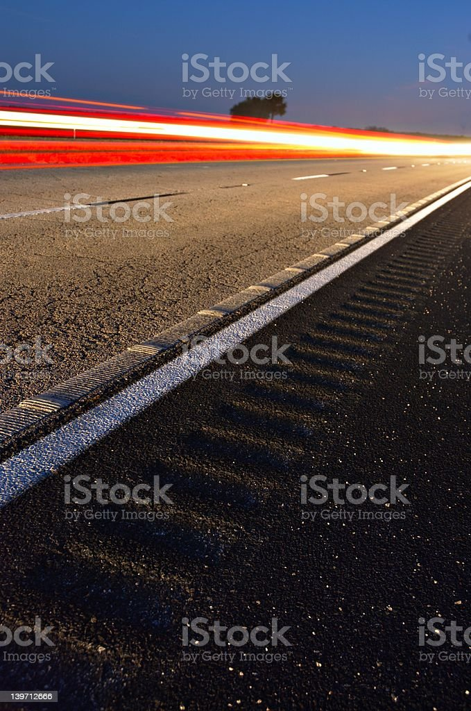 Speed of light 2 royalty-free stock photo