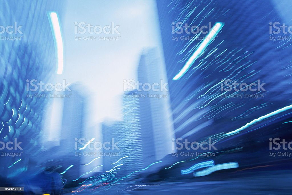 Speed royalty-free stock photo