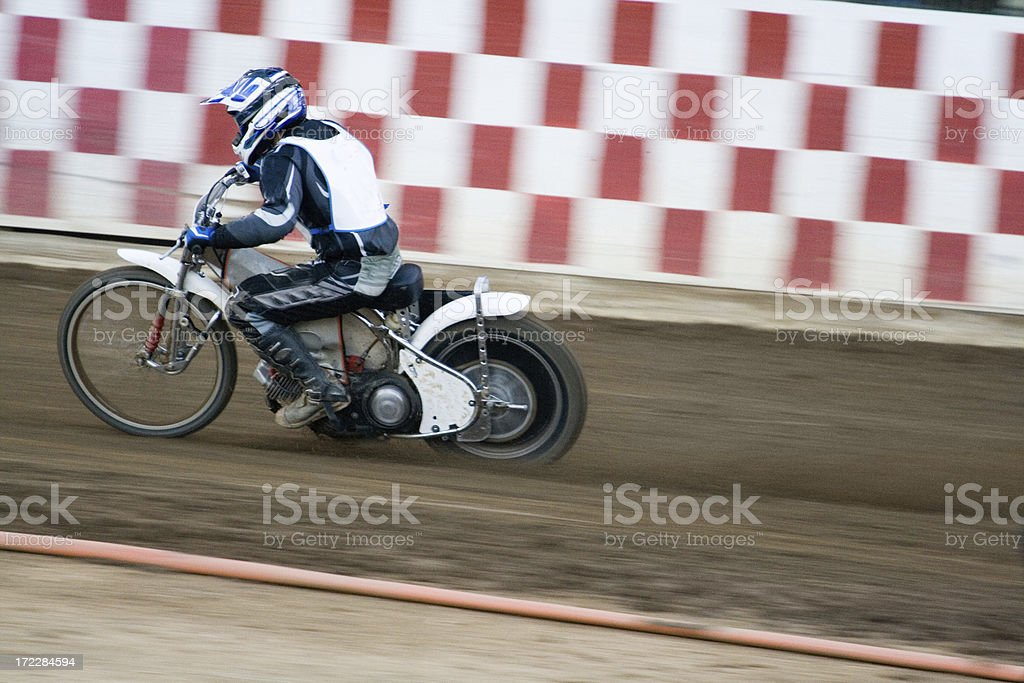 Speed Race royalty-free stock photo