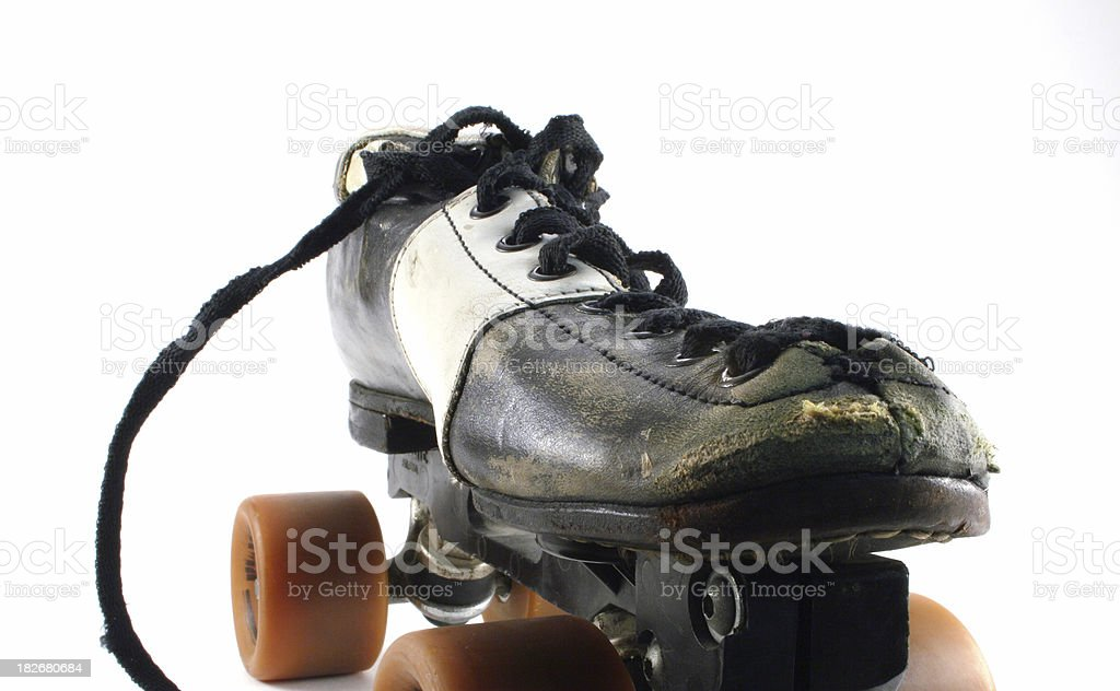 Speed Skate royalty-free stock photo