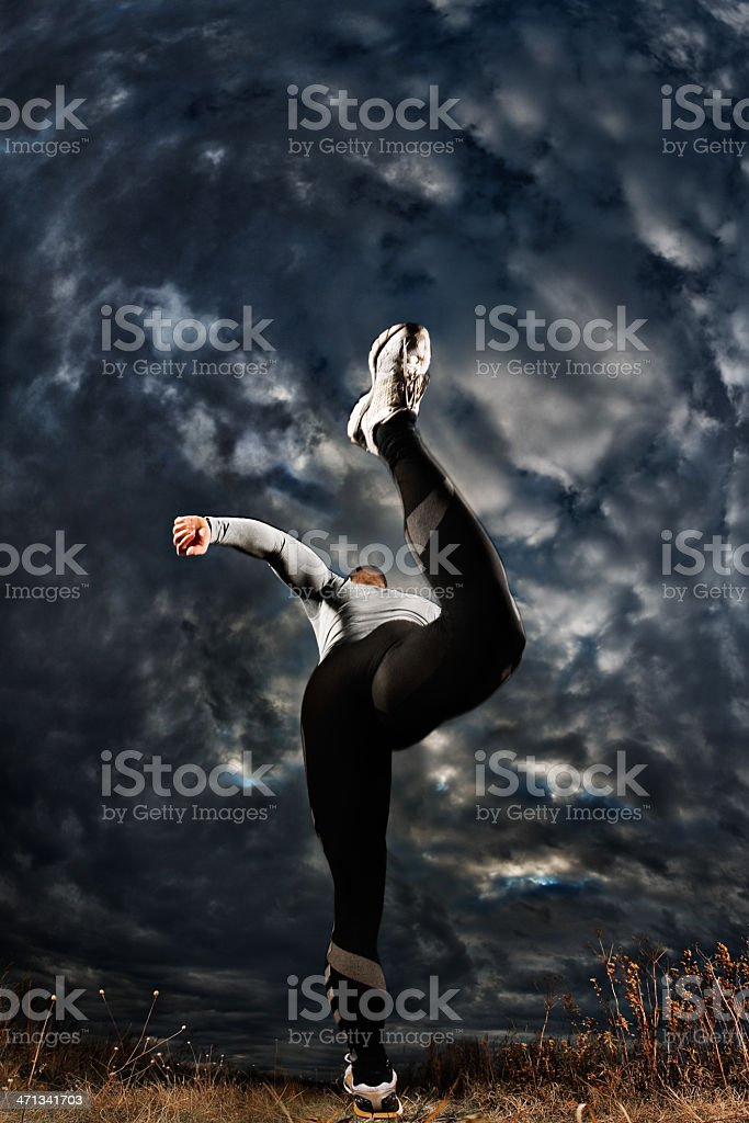 Speed Test royalty-free stock photo