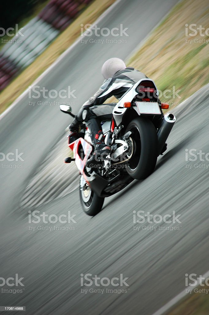 speed twist stock photo