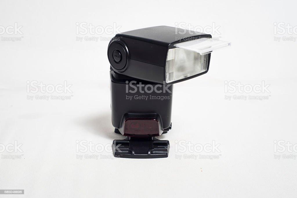 Speedlight royalty-free stock photo