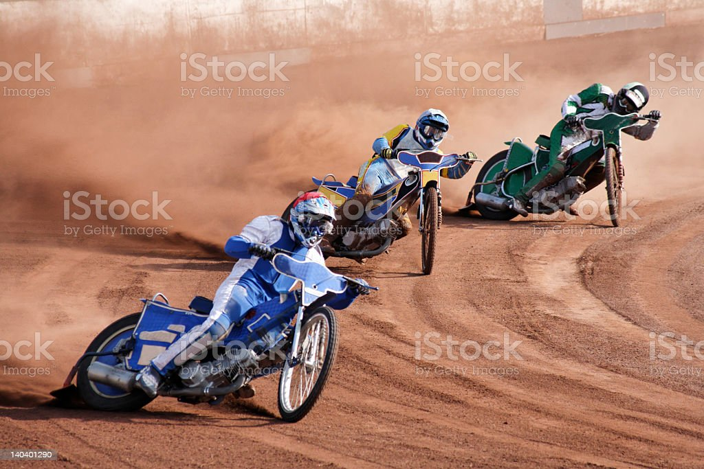 Speedway stock photo
