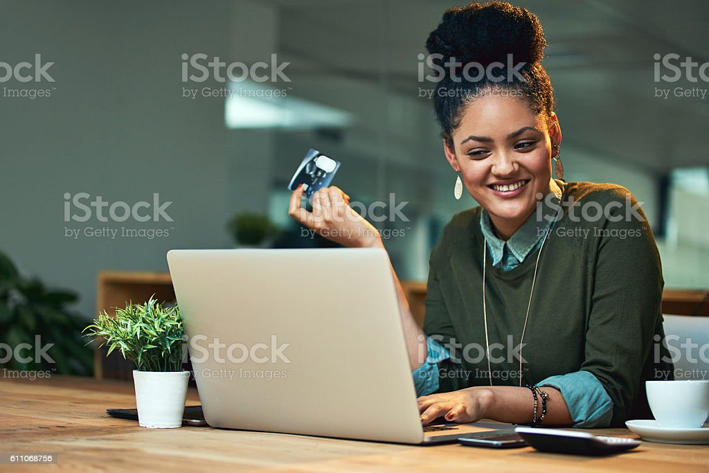 Spending more than time online stock photo