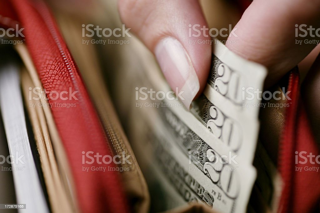 Spending stock photo