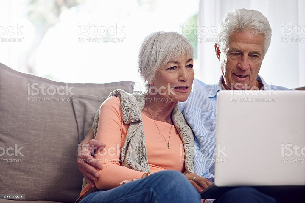 Spending some online boo stock photo