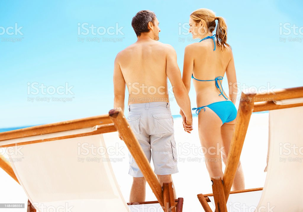 Spending summer together royalty-free stock photo