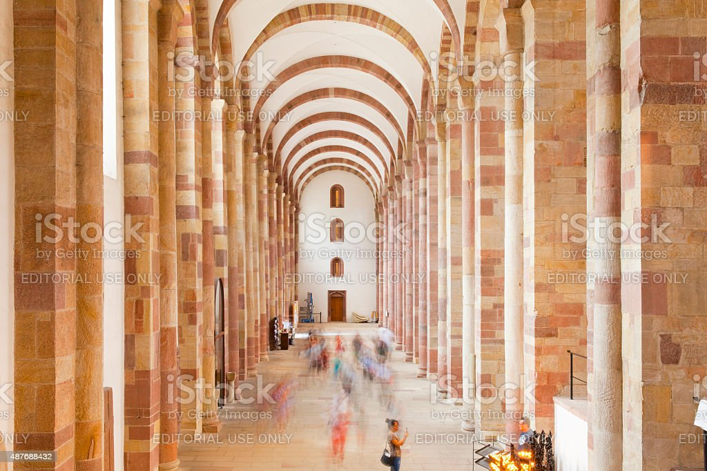 Speyer, Germany stock photo
