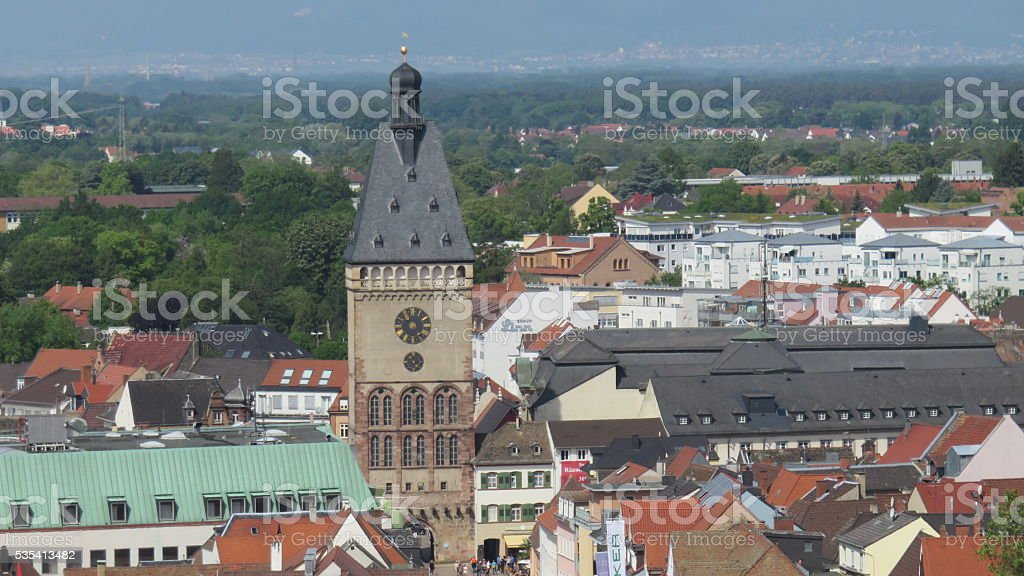 speyer stock photo