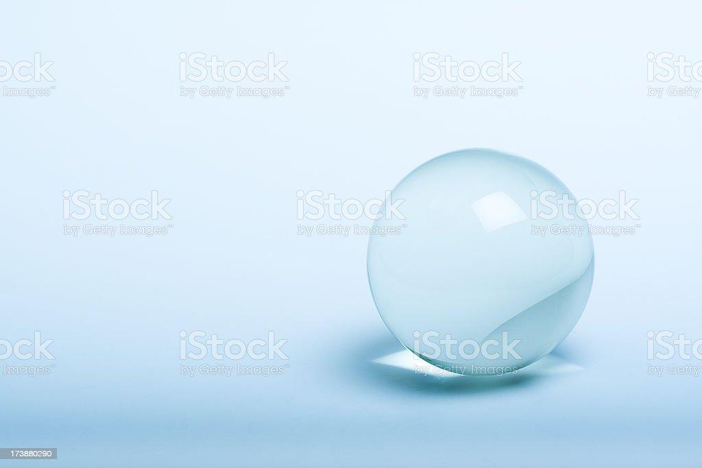 Sphere background stock photo