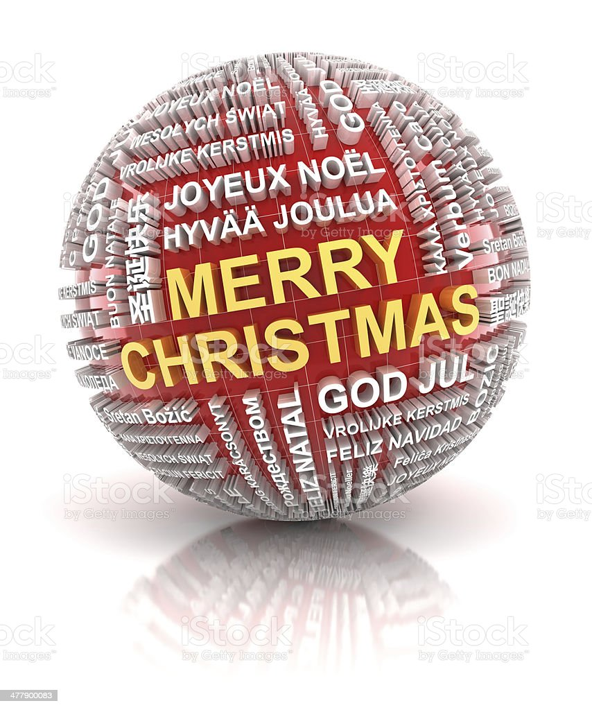Sphere with christmas greetings in different languages stock photo celebration event christmas holiday event single word symbol sphere with christmas greetings in different languages m4hsunfo