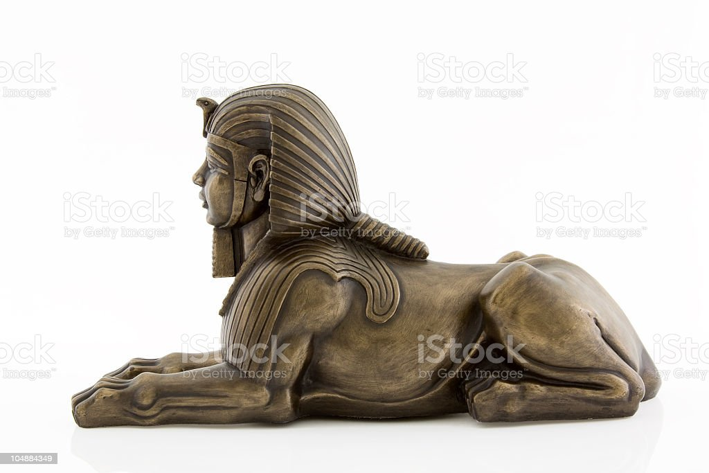 sphinx royalty-free stock photo