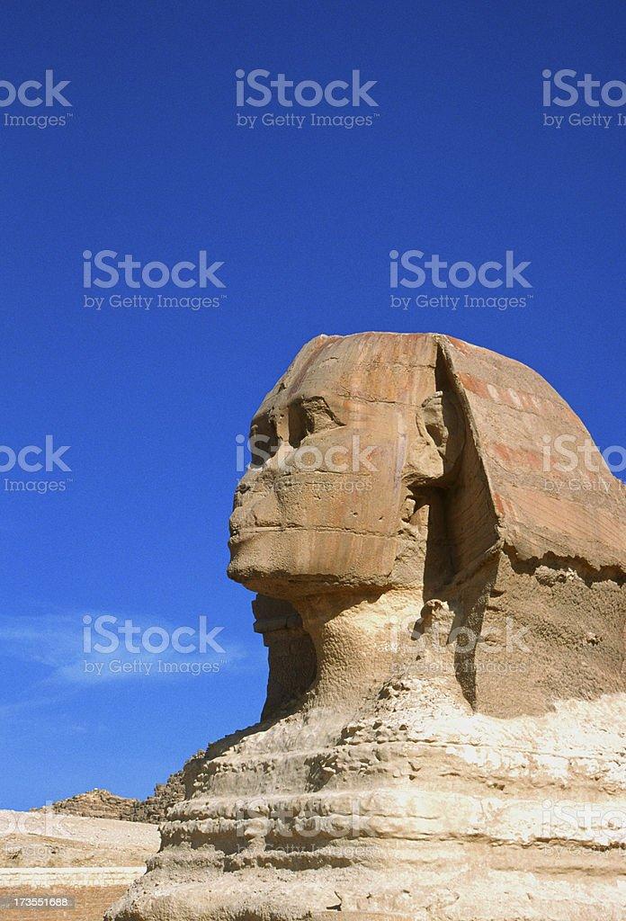 sphinx XXL royalty-free stock photo