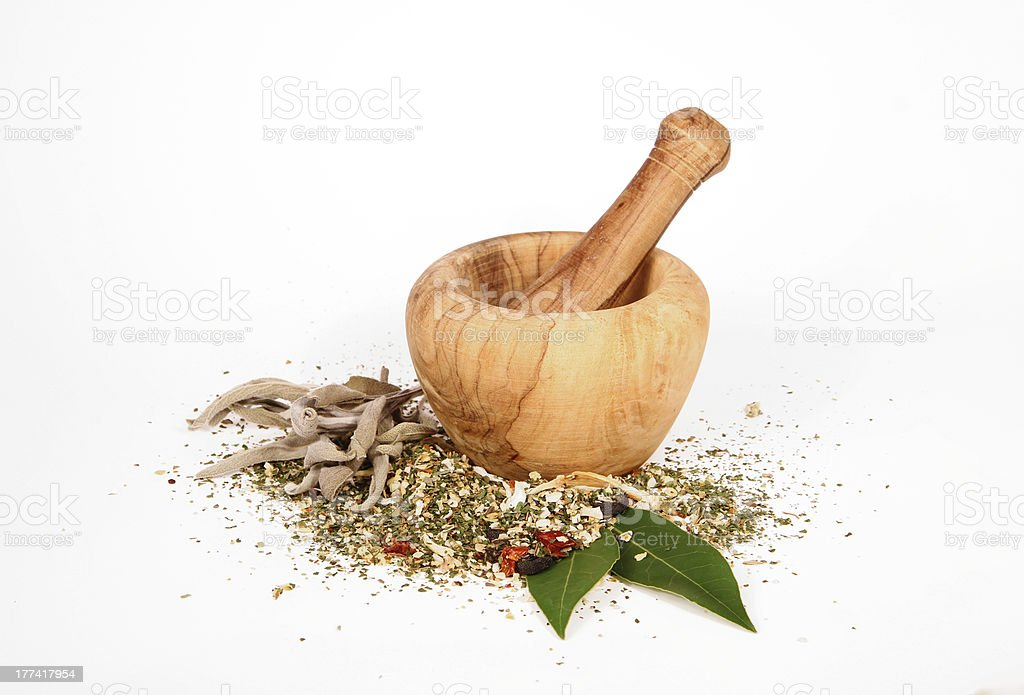 Spice Grinder royalty-free stock photo