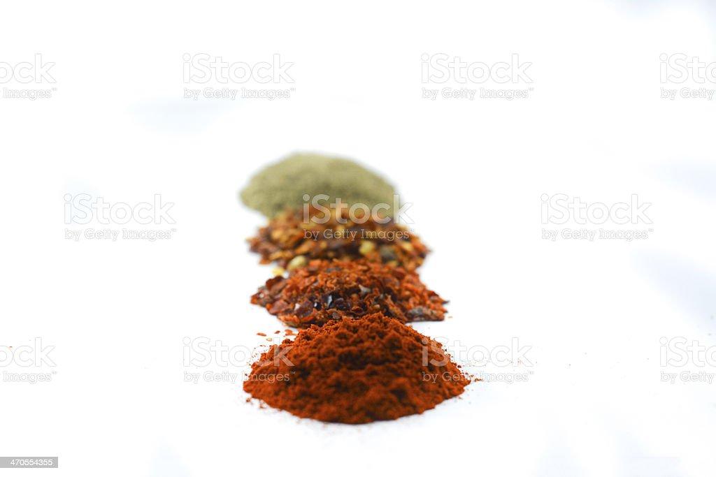 Spice-Linie Lizenzfreies stock-foto